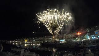 Τα πιο εντυπωσιακά πυροτεχνήματα που έχετε δει ποτέ! Πάσχα στην Κάλυμνο