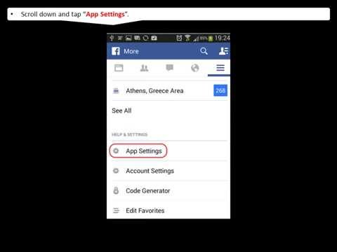 How to Disable (or Enable) Facebook Chat On Android.