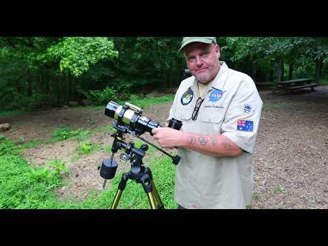 SolarMax III 70mm CBSAP Promo