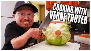 COOKING WITH VERNE TROYER | Verne
