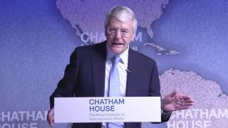 John Major at Chatham House on the Realities of Brexit for Britain and Europe