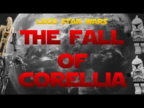LEGO STAR WARS - The Fall of Corellia (Brickfilm)