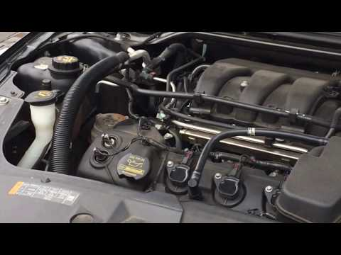 How to replace serpentine belt 2013 Ford Taurus 3.5L