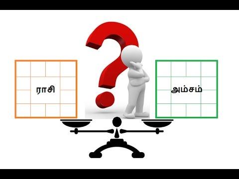நவாம்சம் கட்டம் எதற்கு ? ராசி கட்டம் எதற்கு ? Why Navamsam  & Why Rashi ?