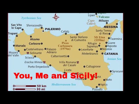 Travel Tips To Sicily!