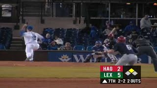 Tillo notches strikeout against Hagerstown