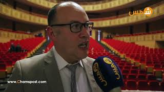 #x202b;مبارك ومسعود مسرحية تخرج النزلاء من داخل أسوار المؤسسات السجنية وتجول بهم مسارح المغرب#x202c;lrm;