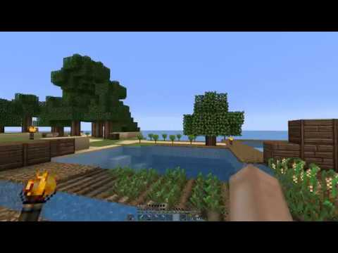 Minecraft Lonely Island Hardcore, Building a Mob Spawner! Episode 5