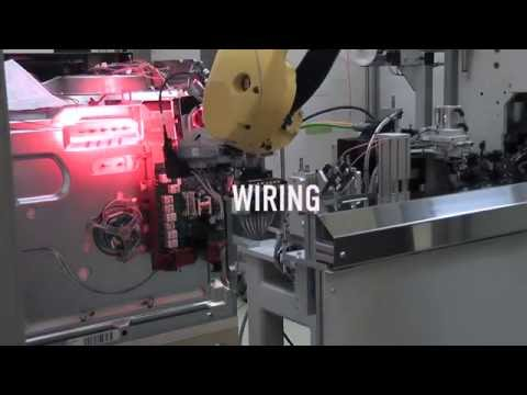 BJB Automation for Domestic Appliances - Wiring