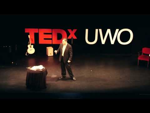 TEDxUWO - Bobby Umar - The 5 Cs of Connection