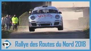 Rallye des Routes du Nord 2018 | Show and Mistakes | HD