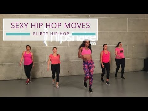 Learn Sexy Hip Hop Dance Moves In 5 Min   Flirty Hip Hop   Cardio Dance   Nicole Steen