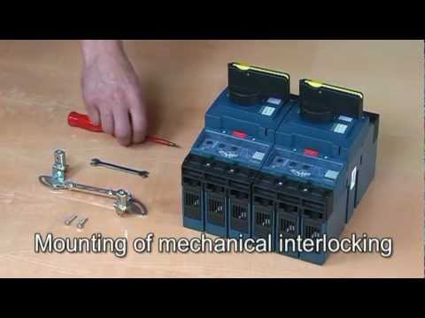 Special accesories - Moulded case circuit breakers Modeion