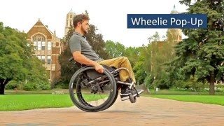 Introduction to Wheelchair Skills: SCI Empowerment Project Wheelchair Skills Video 1