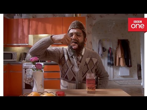 Mr Khan does the cinnamon challenge - Citizen Khan Series 5 Episode 6 - BBC One