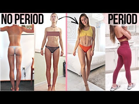 HOW TO GET YOUR PERIOD BACK    SCIENCE EXPLAINED BY AN EXPERT