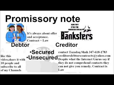 Can I pay for a home with a Promissory note  Comprehending your Status 101