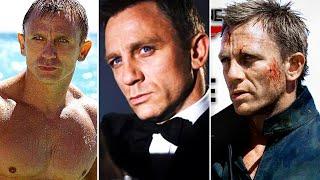 James Bond 007 Saga All Cutscenes (Daniel Craig Series) Game Movie 1440p 60FPS