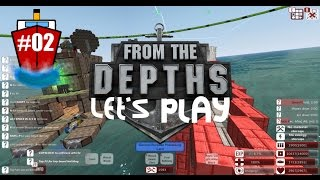 From the depths - episode 2 - HMS Confident's first battle!