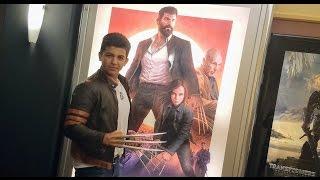 Wolverine/Logan cosplay cosplay showcase. Epic X-MEN cosplay