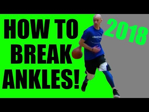 How To Break Ankles In 2018! Basketball Crossovers