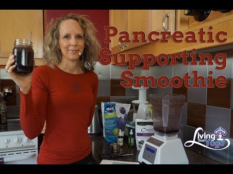 Pancreatic Supporting Smoothie