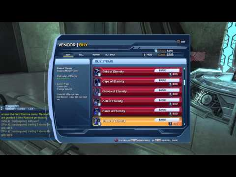 DCUO - How to get cool styles at level 3