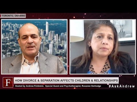 Ask Andrew: S3E6 | How Divorce & Separation Affects Children & Relationships