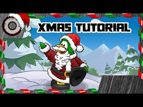 How to be Santa on Club Penguin - A Wikihow Article (2016 Christmas Special!)