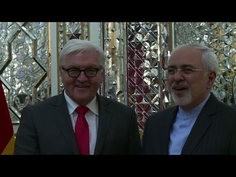 German foreign minister meets Iran counterpart in Tehran