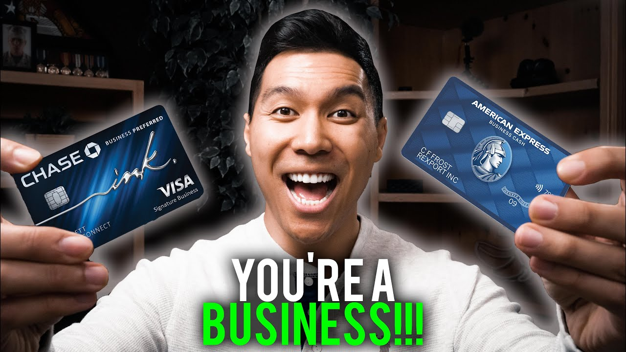 How To Get A Business Credit Card (2021) - Quick & Easy!!!