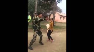 BSF SOLDIERS DANCE