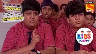 New Rules Shock Tapu Sena | Tapu Sena Special | Taarak Mehta Ka Ooltah Chashmah