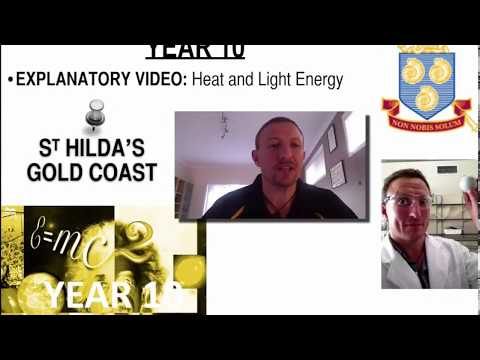 Heat & Light Energy