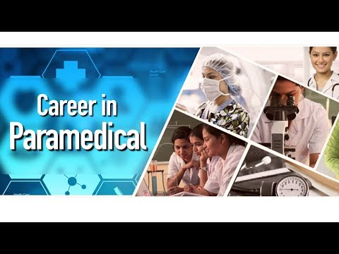 Paramedical Career Options