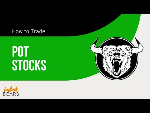 Marijuana Stocks - How to Make Money Trading Pot Stocks