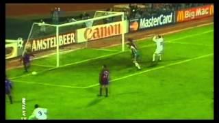 Динамо Киев   Барселона 3 0 1997 год