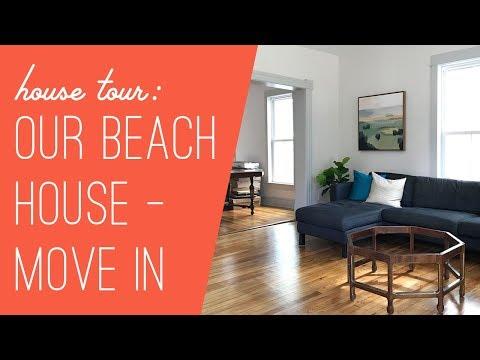 Beach House Tour : Move In