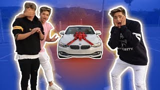 WE BOUGHT TO OUR BESTFRIEND HIS DREAM CAR (PRANK)