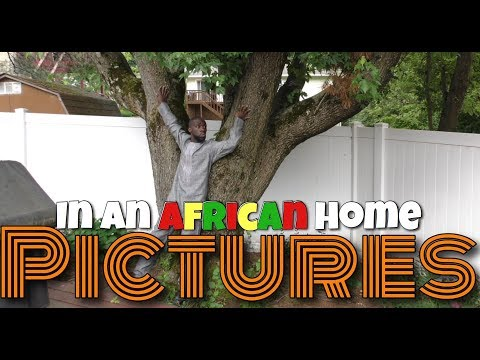 Skit : Clifford Owusu - In An African Home: Pictures