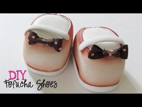DIY Easy Fofucha Shoes - Fun Foam Craft
