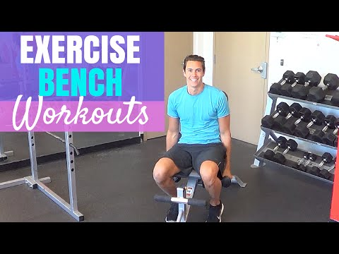 Exercise Bench Workout