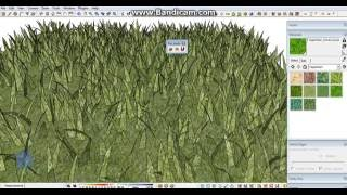How to make grass in sketchup with make fur plugin | Creating Grass in sketchup with make fur plugin