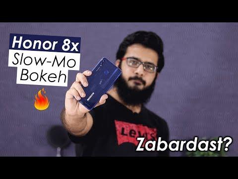 Honor 8x Indepth Camera Review | Bokeh Mode | Slow Mo | Tips & Tricks