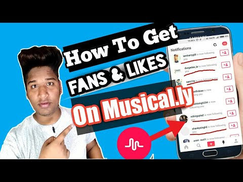 How to get more FANS and LIKES on musical.ly Fast !!