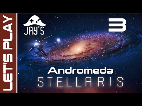 [FR] Stellaris Andromeda | Mod Mass Effect | Univers Alternatif - Épisode 3
