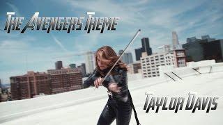 The Avengers Theme - Taylor Davis (Violin Cover)