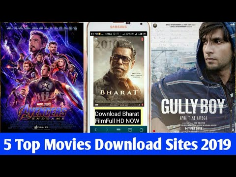 Best top 5 Movies Downloading sites 2018  |Hindi|
