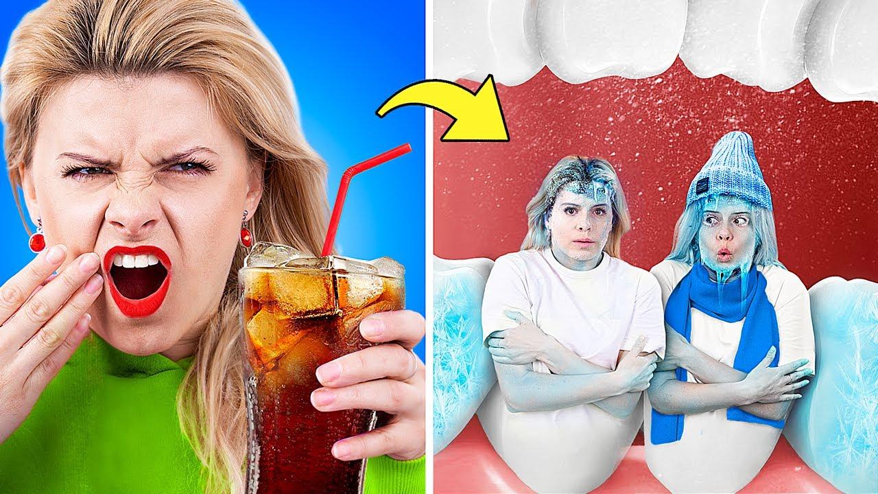 ¡Chica Pepsi vs Chica Coca-Cola! Si las Bebidas Fueran Personas