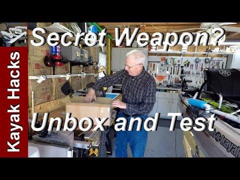 Dock Fishing Tips - Secret Weapon?